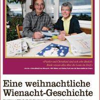 EINE WEIHNACHTLICHE WIENACHT-GESCHICHTE