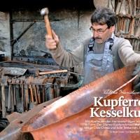 Kupferrote Kesselkunst