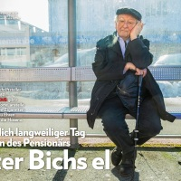 Ein herrlich langweiliger Tag im Leben des Pensionärs Peter Bichsel