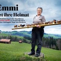 Emmi schnitzt ihre Heimat